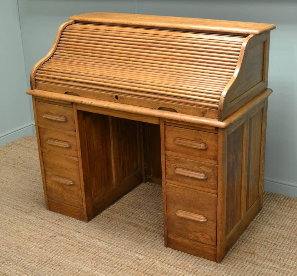 Antique Roll Top Desk Antiques World