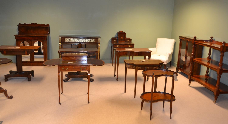 Antique Furniture warehouse 1
