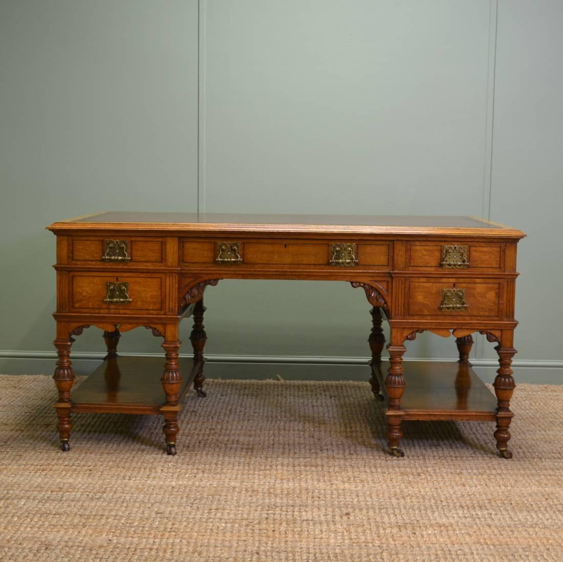 Marsh Jones Cribb Antique Furniture Antiques World