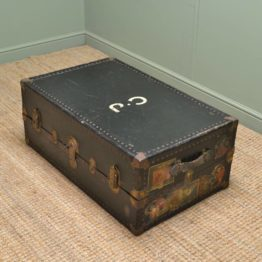 Vintage Watajoy Travel Trunk / Coffee Table.