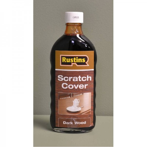 rustins scratch cover and polish dark free p p antiques world