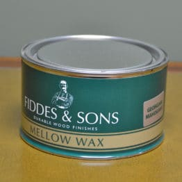 fiddes furniture wax Georgian mahogany