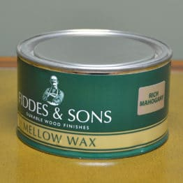 fiddes furniture wax rich mahogany