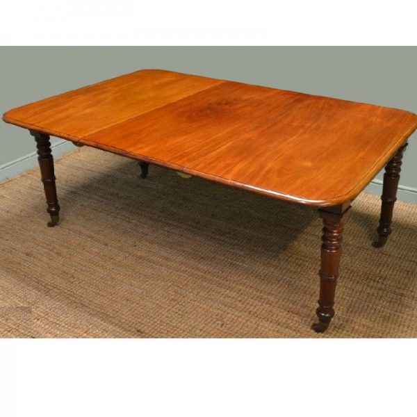Quality Early Victorian Mahogany Antique Extending  : 4530 600x600 from antiquesworld.co.uk size 600 x 600 jpeg 61kB