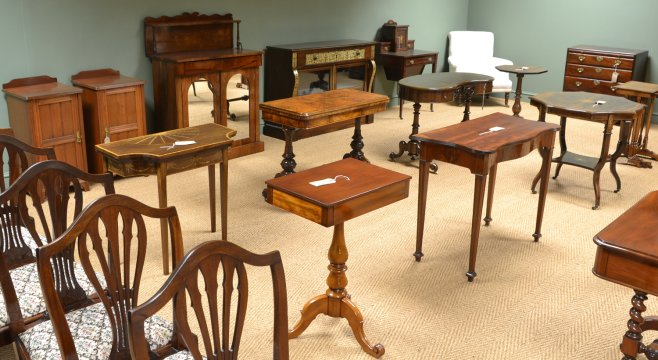 Antique Furniture Warehouse Lancashire