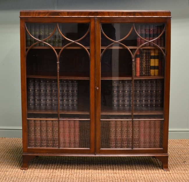 Maple and co display cabinet