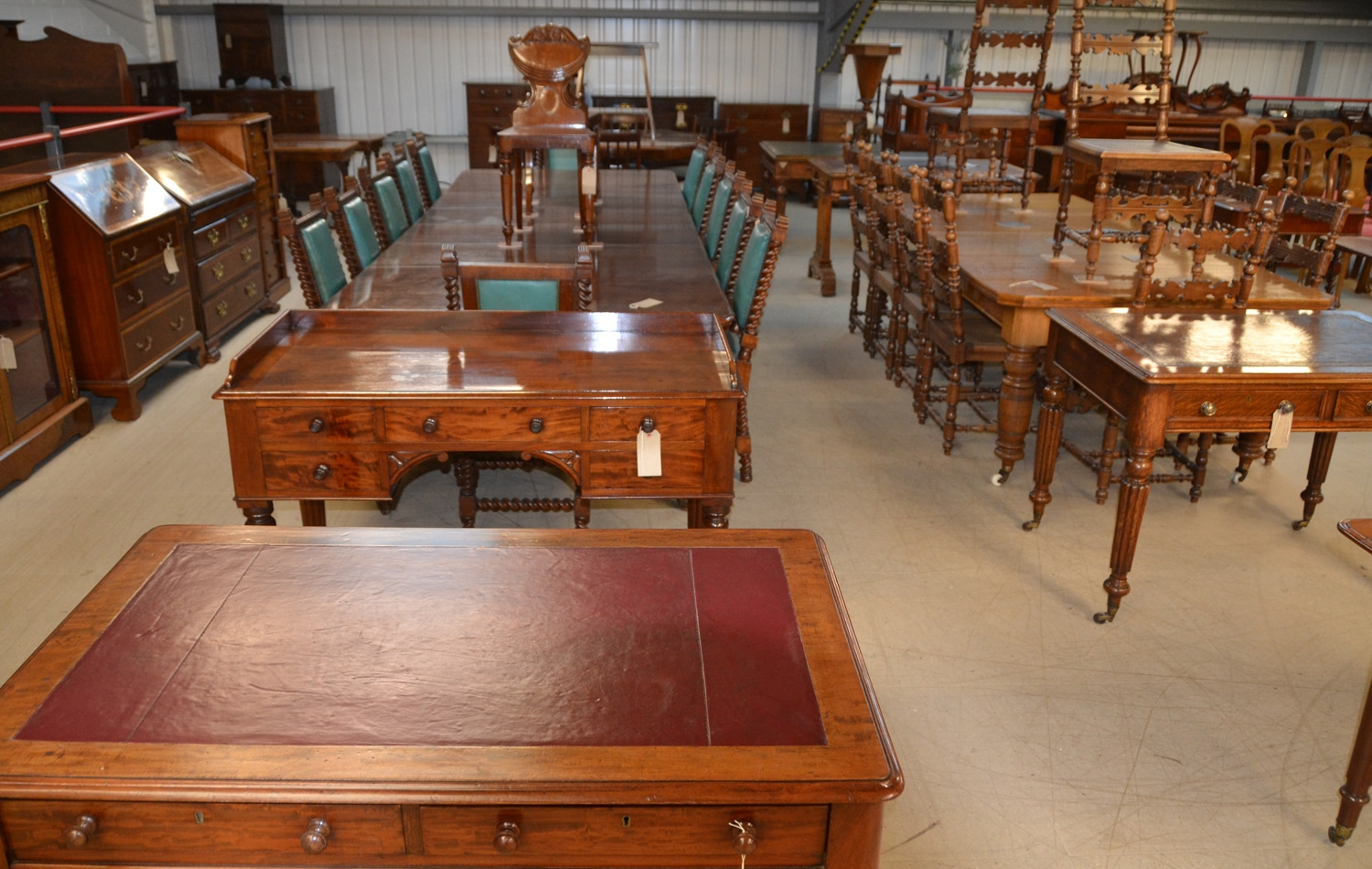 Antique Furniture Warehouse 4
