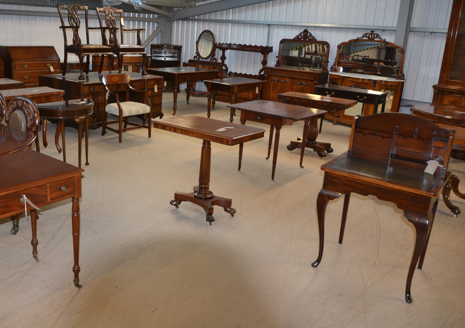 Antique Furniture Warehouse 6