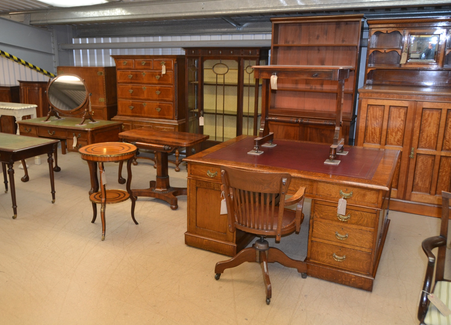 Antique furniture Warehouse 8