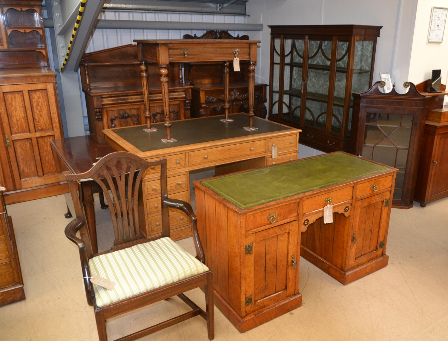 Antique furniture Warehouse 9