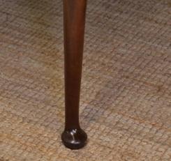 Pad foot