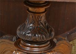 carved bulb