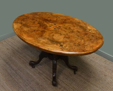 Antique Loo Table