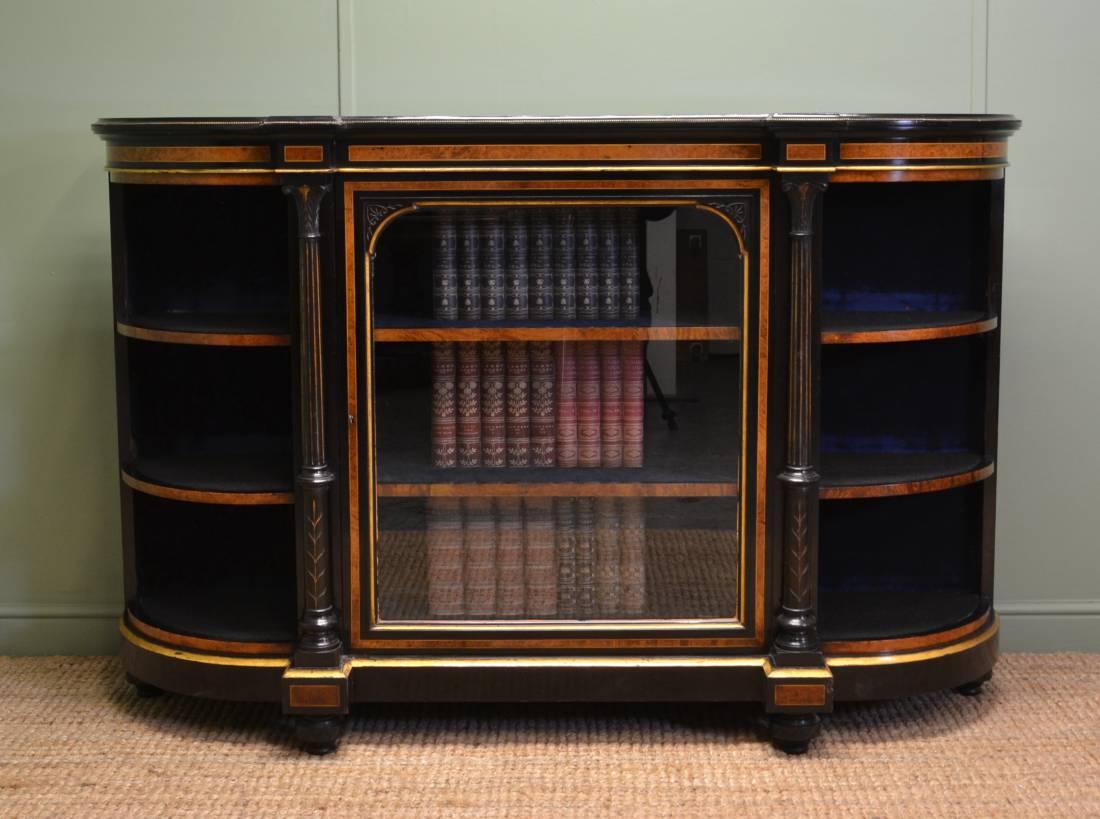 Quality Victorian Antique Credenza by Wilkinson & Son