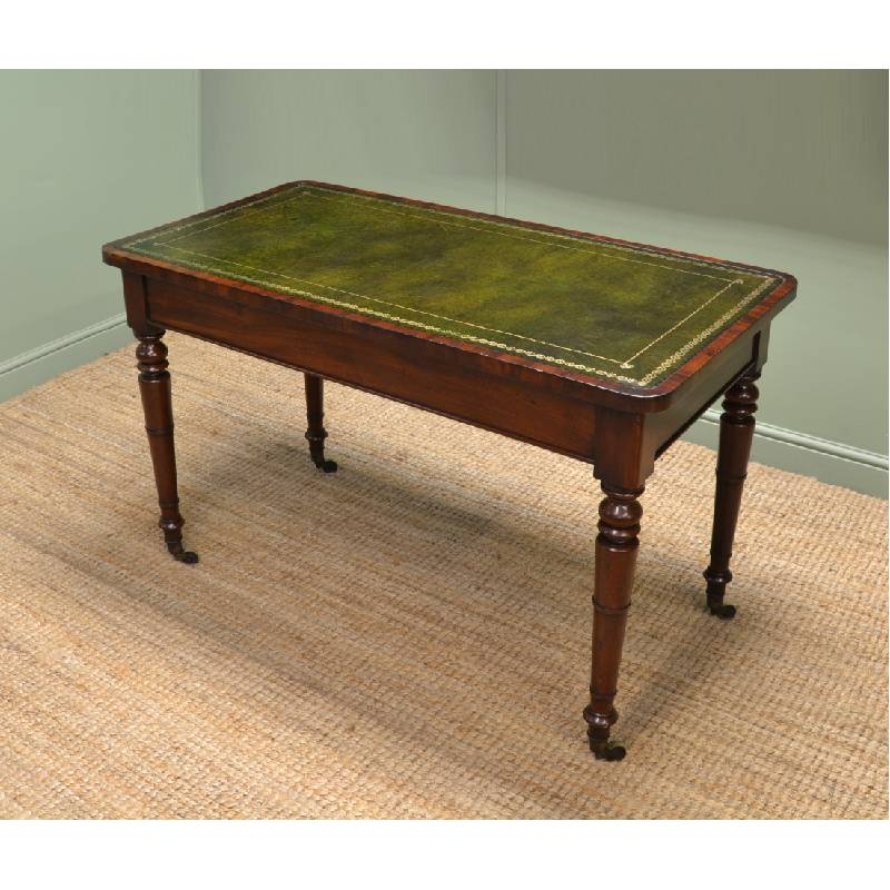 Antique Library Table