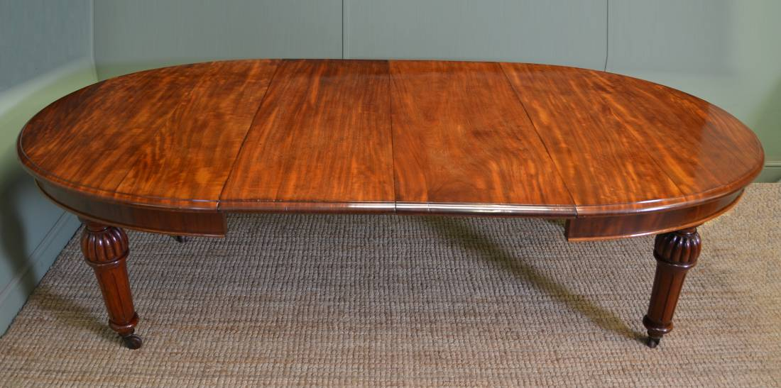 Victorian Antique Dining Table