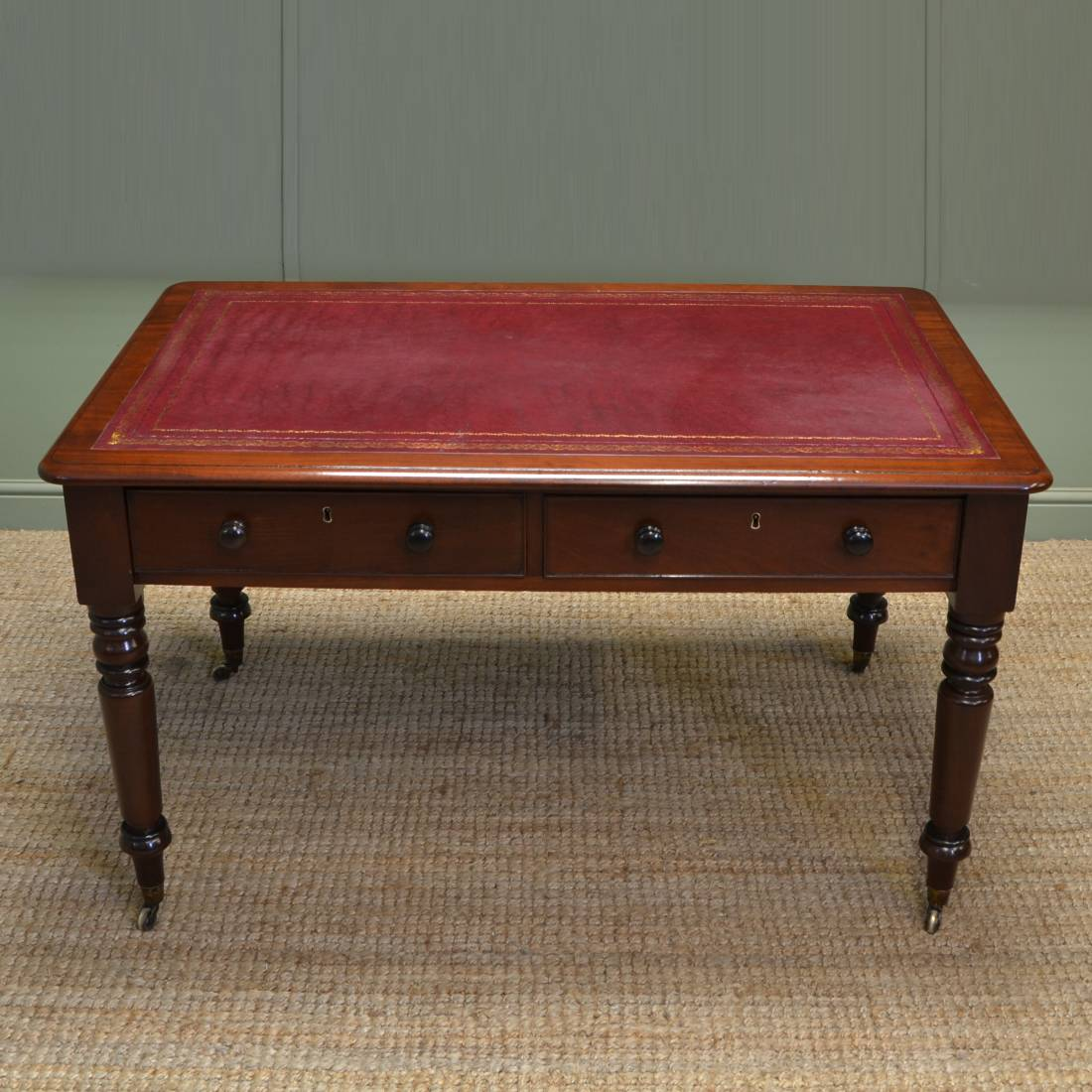 writing table desk Mahogany an more is a full service retailer bringing high end furniture at mid-level prices.