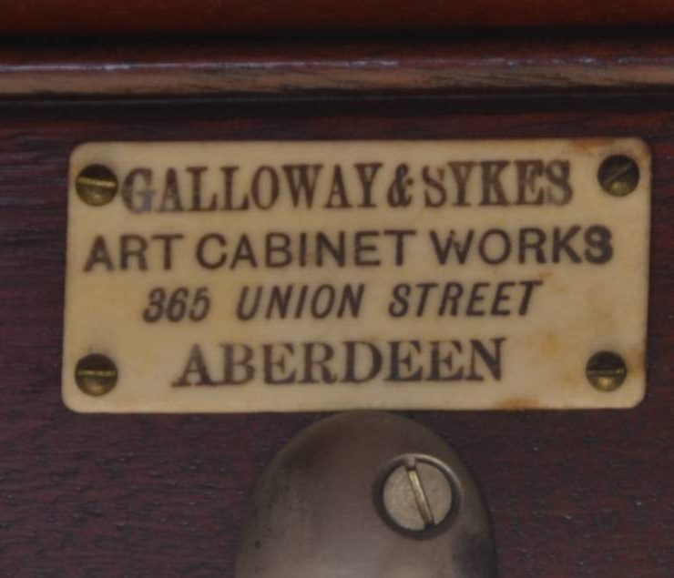 Galloway And Sykes Aberdeen