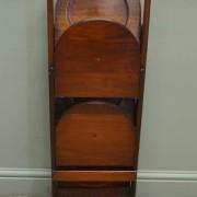 Quality Mahogany Antique Edwardian Cake Stand