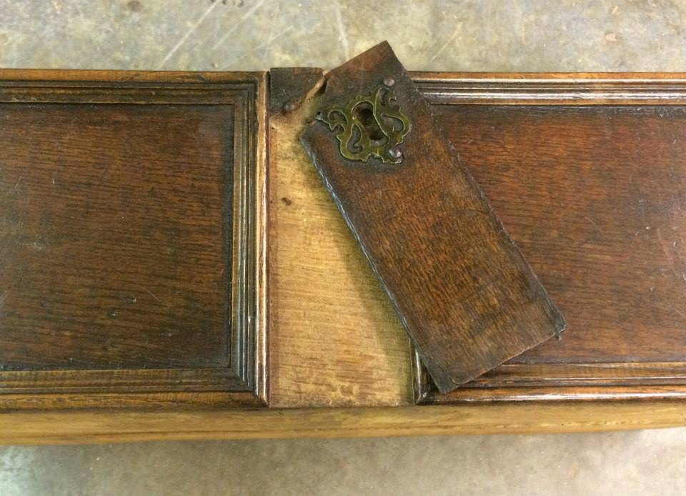 repair of antique furniture