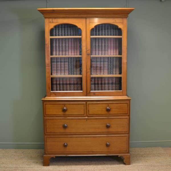 Georgian Antique Bookcases