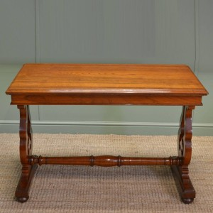 Unusual Victorian Antique Side / Console Table