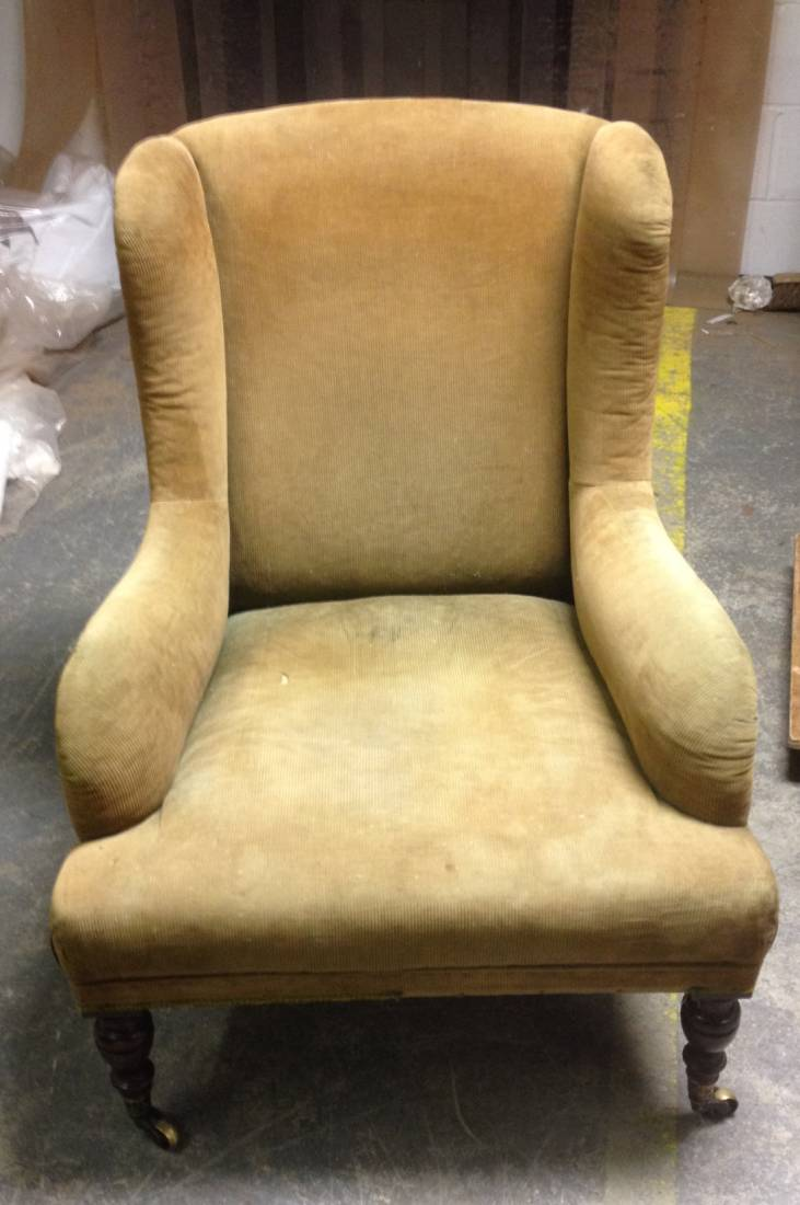 upholster arm chair