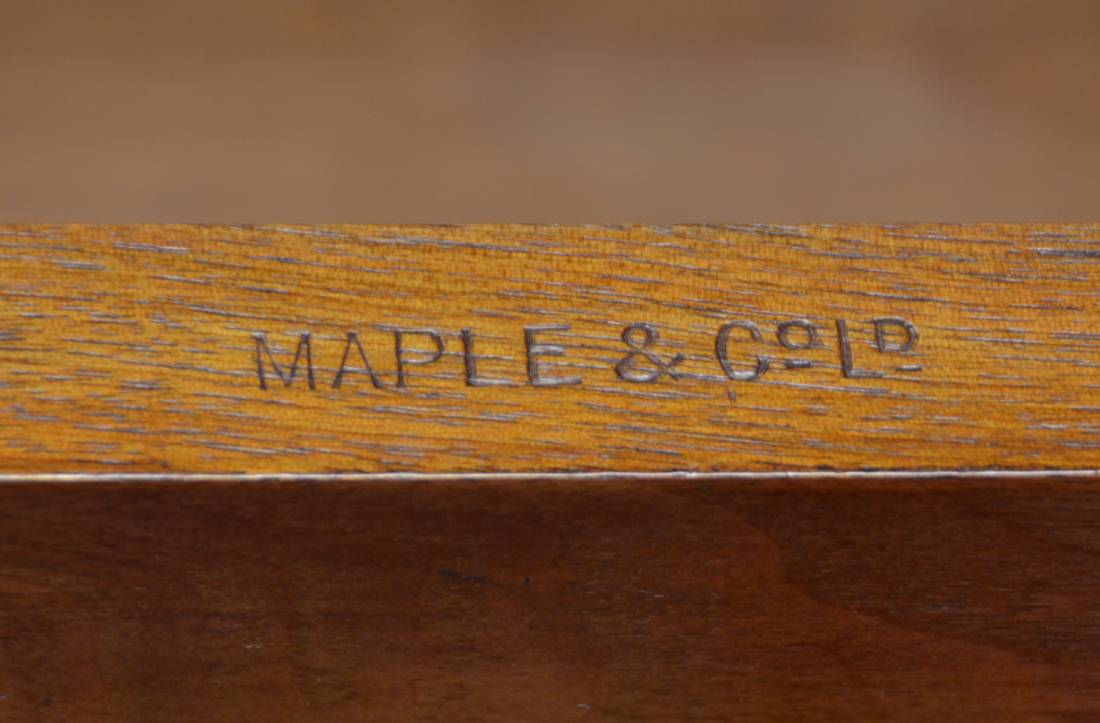 Maple And Co Ltd Stamp