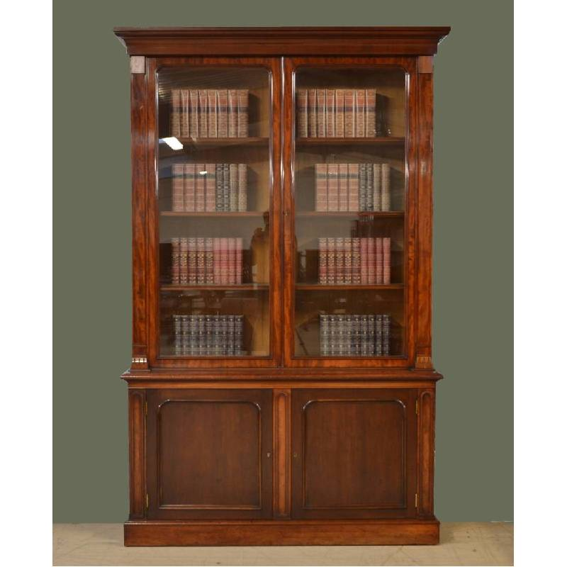Magnificent Huge Beautifully Figured Mahogany William IV ...