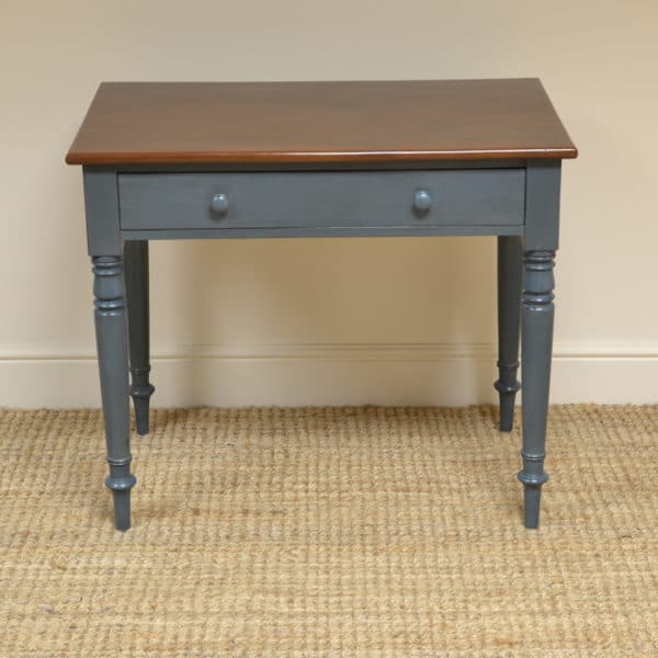 Country Georgian Painted Antique Side Table