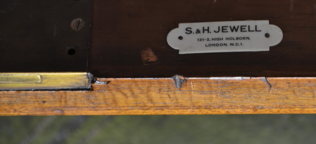 S & H Jewell label originates from the Imperial College in London.