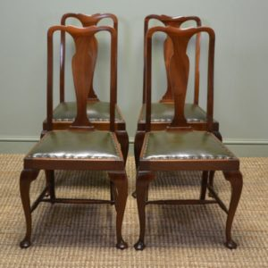 Antique Edwardian Chairs