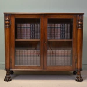 Antique Georgian Bookcase