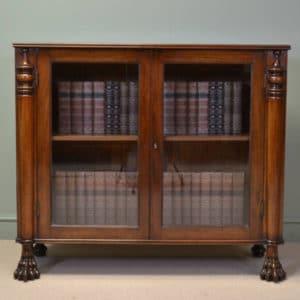 Antique Georgian Bookcase