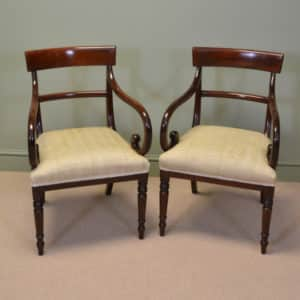 Antique Regency Furniture