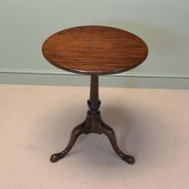 Antique Tripod Tables
