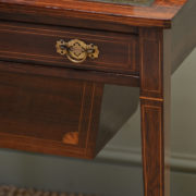 Stunning Victorian Inlaid Rosewood Ladies Writing Desk