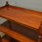Superb Quality Antique Victorian Mahogany buffet