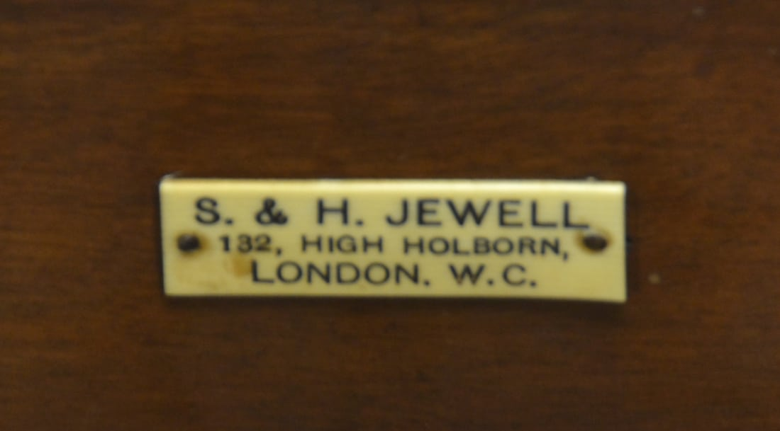Jewell of London Stamp