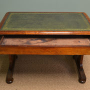 Beautiful Victorian Mahogany Antique Writing Table