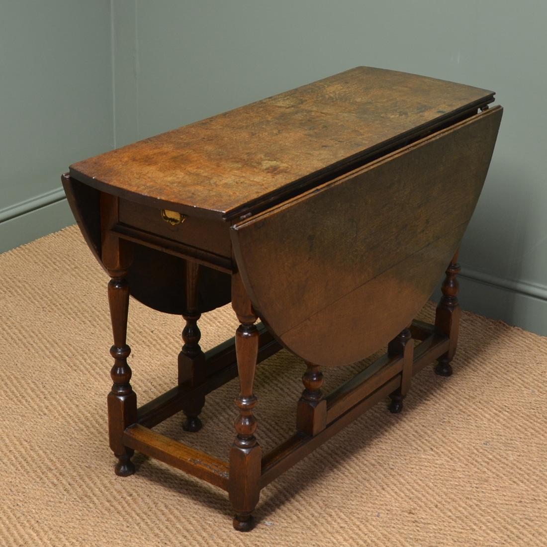 Antique GateLeg Tables