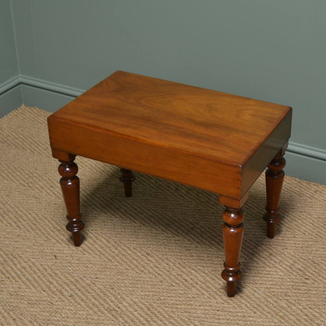 Antique Coffee Table Uk: Quality Victorian Mahogany Antique Side / Coffee Table