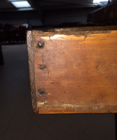 What Is A Dovetail Joint On Antique Furniture Antiques
