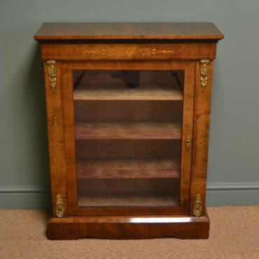 Antique Pier Cabinets