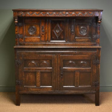 Antique Court Cupboard