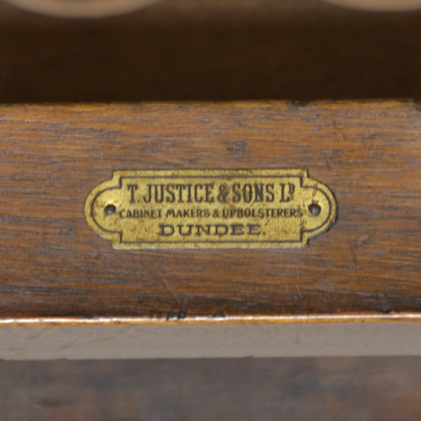 T. Justice and Sons of Dundee