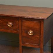 Quality Georgian Antique Mahogany Sideboard