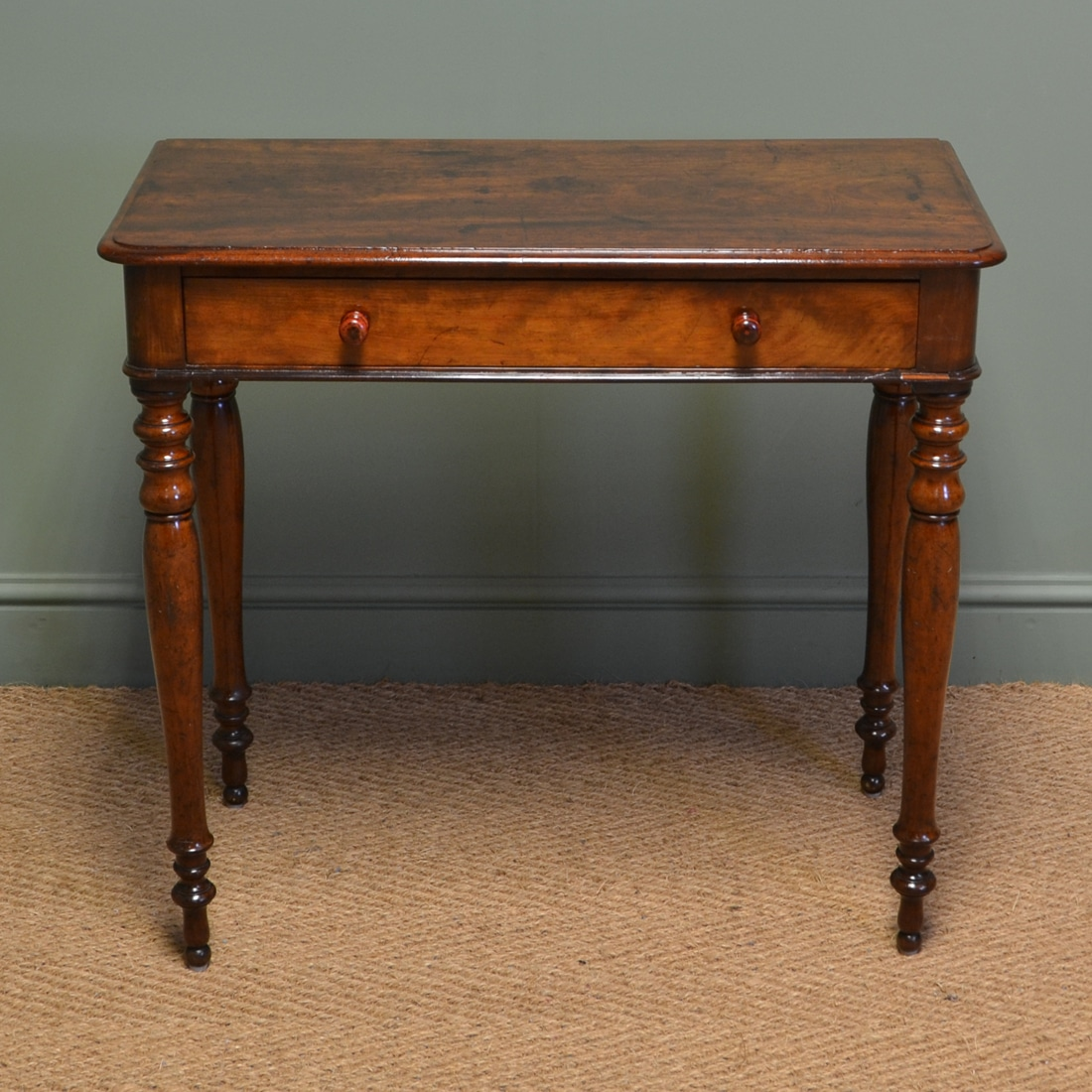 Small victorian mahogany antique side lamp table antiques world small victorian mahogany antique side lamp table mozeypictures Images