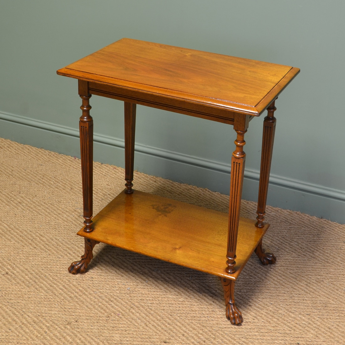 Unusual victorian walnut shoolbred antique occasional lamp table unusual victorian walnut shoolbred antique occasional lamp table geotapseo Image collections