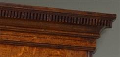 carved dental moulding